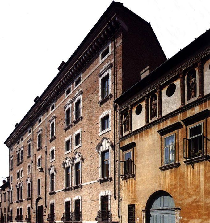Palazzo Valenti Gonzaga, sede dello Studio legale Tedioli